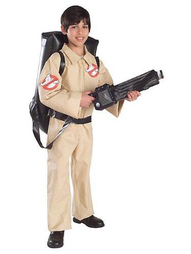 Ghostbusters TM-Kostüm für Jungen - 5 bis 7 (Kind Für Ghostbuster Kostüm)