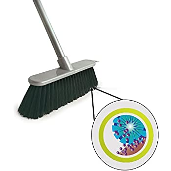 Long Handled Indoor Sweeping Brush Soft Sweeping Broom Laminate