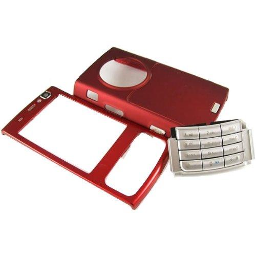 Placa frontal de carcasa completa para Nokia N95, diseño, usado segunda mano  Se entrega en toda España
