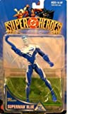 Superman Blue Action Figure by Hasbro