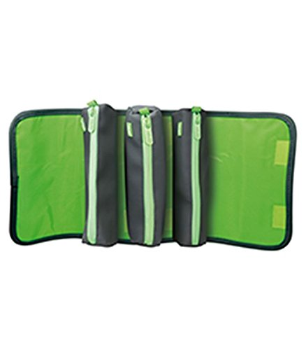 Milan Touch Estuches, 21 cm, 2.1 litros, Verde