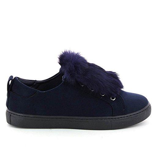 Go Tendance ,  Sneaker Donna Blu