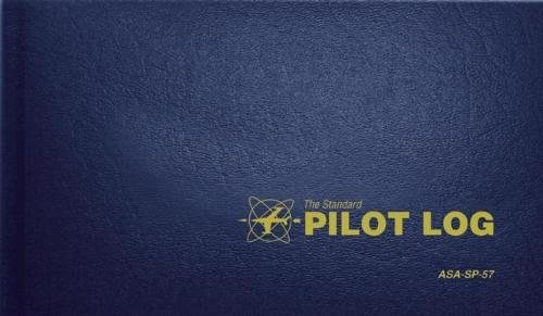 Standard Pilot Log (Aviation Skills Piloting) (Standard Pilot Logbooks) por From Aviation Supplies & Academics Inc