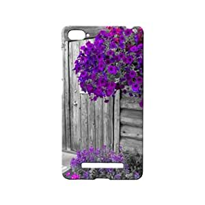 BLUEDIO Designer 3D Printed Back case cover for Xiaomi Mi4i / Xiaomi Mi 4i - G1752