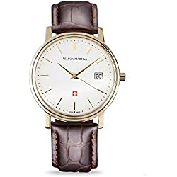 Men's Watch Nelson Martina Classic Gold 312
