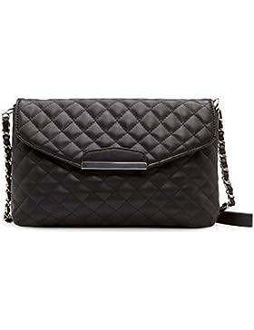 Damen Umhängetasche PU Leder Einfach Handtasche Einstellbar abziehbar Handbag von Ularmo