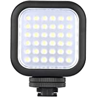 Godox LED 36 Mini LED Luz de Video para DSLR Cámara Mini Videocámara DVR
