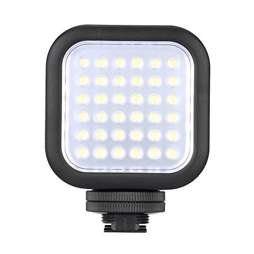 Godox LED36 Videoleuchte 36 LED Leuchten für DSLR Kamera Camcorder Mini-DVR (Led Videoleuchte Für Camcorder)