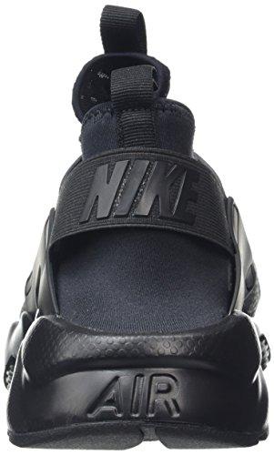 Nike Air Huarache Run Ultra Breathe, Chaussures de Running Entrainement Homme Noir (Black/Black)