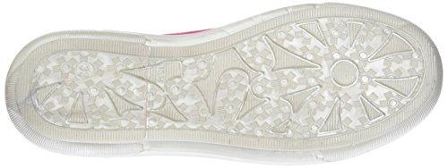 Richter Kinderschuhe Dandi, Sneakers basses fille Pink (fuchsia/silver)