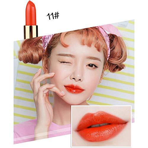 ASKSA Lipstick Moisture Extreme Lippenstift Passion Red,verleiht intensive Farbe und extreme Feuchtigkeit, für gepflegte und sinnlich glatte Lippen (11)