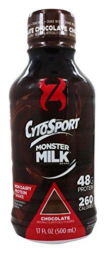 Cytosport - Monster latte RTD Protein Shake Chocolate - 17 oz.