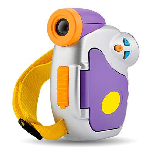 DHYBDZ Kinder Digitalkamera 1080P HD Webcam Cartoon Sound Spaß Spaß Fotorahmen Hause tragbare Sportkamera, um dem Baby das aufrichtigste Geschenk zu geben