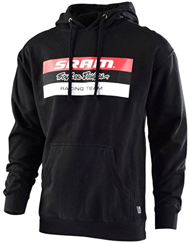 Preisvergleich Produktbild Troy Lee Designs Hoody SRAM Team Schwarz Gr. XL