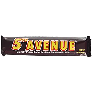 Hershey's 5th Avenue Bar 56 g (Pack of 6)