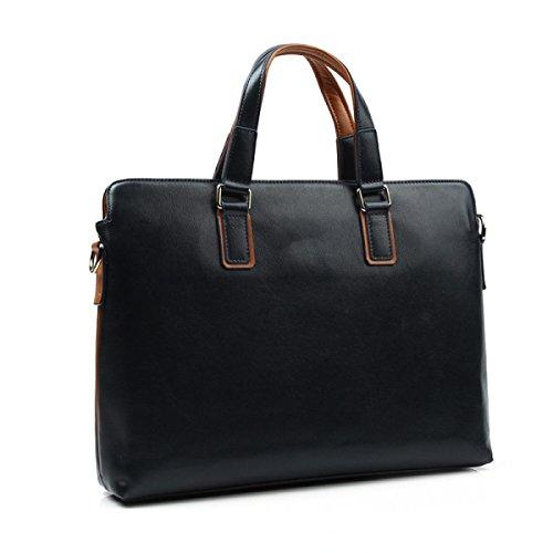 Business Casual Männer Tasche Computer Tasche Handtasche Blue