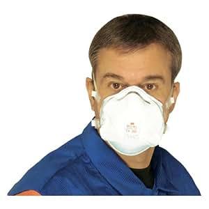 3m masques de protection masque anti poussi res 3m boite de 5 masques anti. Black Bedroom Furniture Sets. Home Design Ideas