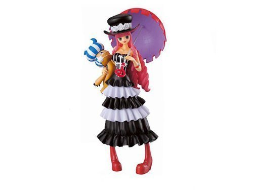 Lottery one piece GIRLS COLLECTION C award Perot Na figure most (japan import)