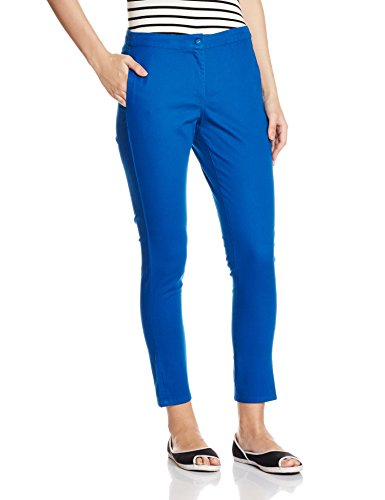 Biba Women's Palazzo (NAVAZO11658_Blue_XX-Large)  available at amazon for Rs.599