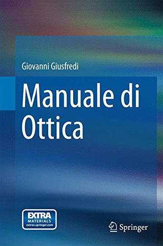 Manuale Di Ottica