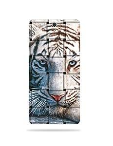 alDivo Premium Quality Printed Mobile Back Cover For Sony Xperia C5 / Sony Xperia C5 Printed Mobile Case (MKD058-3D-D5-SXC5)