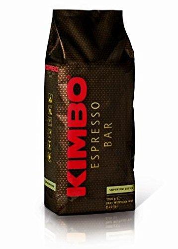 Kimbo Superior Blend - Miscela superiore Caffè in grani, 1 kg 3