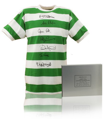 CELTIC-1967-European-Cup-Shirt-Hand-Signed-by-7-Lisbon-Lions