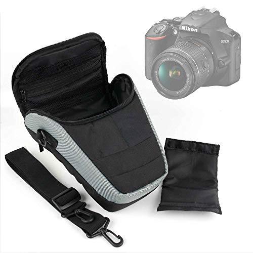 bda6daf98b DURAGADGET federe, Zaino e custodie per Canon EOS 4000d, EOS 2000d, Nikon  D3500