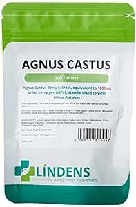 Agnus Castus 100 x 1000mg Tabletten (Vitex)