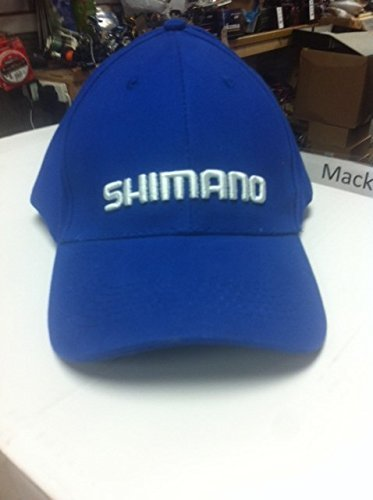shimano-royal-blue-baseball-cap