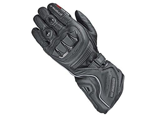 Held Motorradschutzhandschuhe, Motorradhandschuhe kurz Chikara RR Handschuh schwarz 10, Herren, Sportler, Ganzjährig, Leder