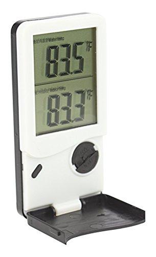 Ada-Poisson-Celsius-et-Fahrenheit-pour-aquarium-Thermometer-external-Double-display