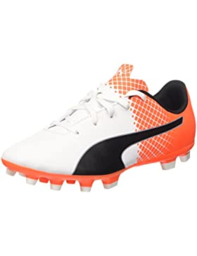 Puma Evospeed 5.5 AG Jr, Zapatos de fútbol, para Muchachos