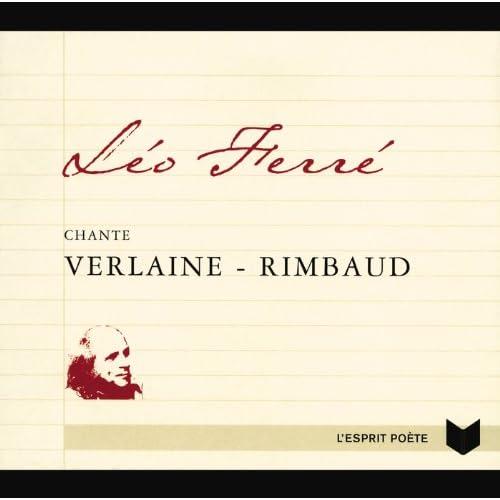 Les Poetes:Verlaine Et Rimbaud (Vol.4)