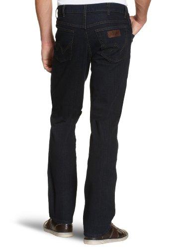 Wrangler - Texas Stretch - Jeans - Homme Brut (Windsor Blues)