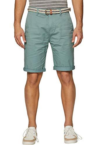 Teal Green (ESPRIT Herren 039EE2C001 Shorts, Grün (Teal Green 370), W(Herstellergröße: 32))