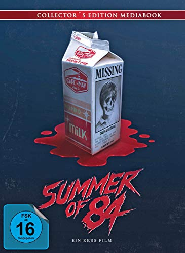 Summer of 84 - Collector's Edition Mediabook (+ DVD) (+ CD) [Blu-ray]