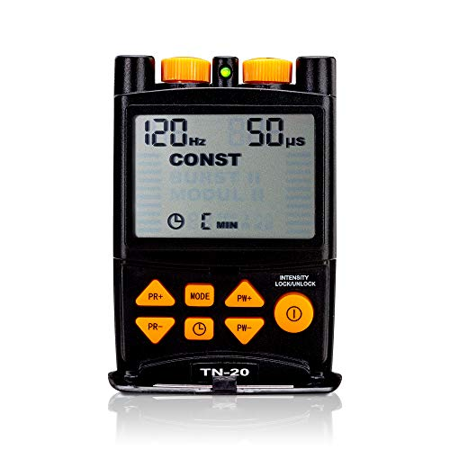 Stimio TN-20 Electroestimulador TENS - 5 programas-
