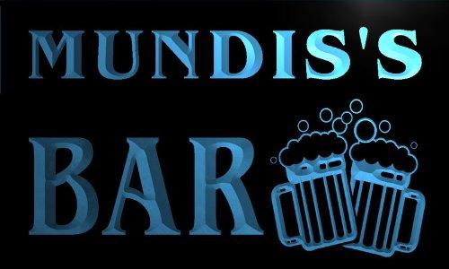 w043848-b-mundis-name-home-bar-pub-beer-mugs-cheers-neon-light-sign-barlicht-neonlicht-lichtwerbung