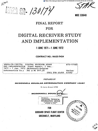 Digital receiver study and implementation (English Edition)