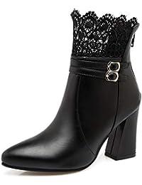 Y Mujer Complementos Amazon 48 Botas Zapatos es Para wnqgYOA