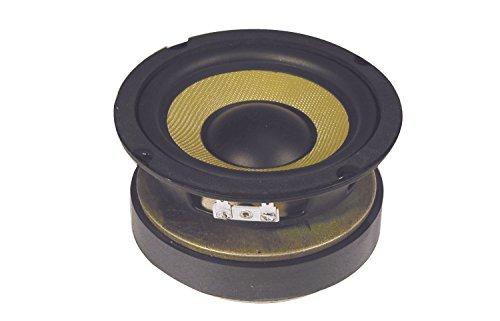Skytronic 5,25/13cm Einbau Hifi Tieftöner Bass Lautsprecher Kevlar