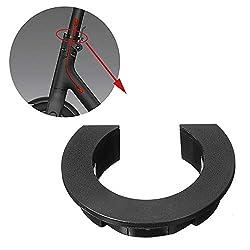 Lixada Roller Vorderes Rohr Vorbau Folding Pack Versicherung Kreis Umfasst Schutzring Ersatzteil für Xiaomi Mijia M365 Elektroroller