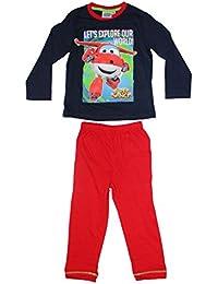 Pyjama long imprimé garçon