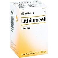 Lithiumeel compositus Tabletten 50 stk preisvergleich bei billige-tabletten.eu