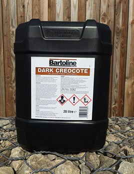 Price comparison product image Bartoline - Dark Creocote - 20lts