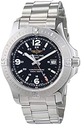 Breitling Men's Watch Colt Analogue Quartz Stainless Steel A7438811/BD45/173A.