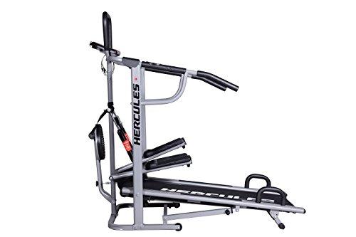 Hercules Fitness Tmn-10 4 Function Manual Treadmill