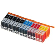 14 Multipack de alta capacidad HP 920 Cartuchos Compatibles 5 negro, 3 ciano, 3 magenta, 3 amarillo para HP Officejet 6000, Officejet 6500 AIO WL E710N, Officejet 6500 Wireless, Officejet 7000 E809A, Officejet 7500 WF AIO E910A, Officejet 6500 AIOS, Officejet 7000 Wide Format. Cartucho de tinta . CD972AE , CD973AE , CD974AE , CD975AE © 123 Cartucho
