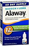 Bausch + Lomb Alaway Allergy Itch Relief Eye Drops - 0.34 fl oz